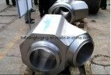 ティーの熱い鍛造材の製品は鋼鉄ティーP22 P12 30CrMo.を造った
