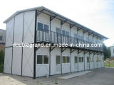 Bello e Economical Prefabricated House con Two Storeys (DG4-047)