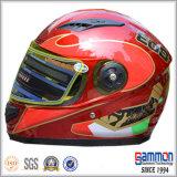 Специальный цветастый шлем мотоцикла полной стороны (FL106)