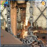石油開発のプラットホームR3、R3s、R4、R4sのR5係留鎖