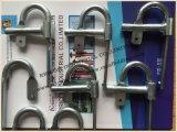 Blocages galvanisés de canne de sucrerie pour des accessoires de bâtis/partie