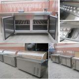 Лотки нержавеющей стали Refrigerated штанга салата (новые продукты 2014)