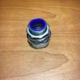 Connecteur mâle liquide de conduit de zinc