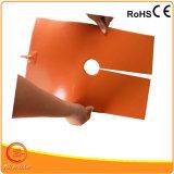 Calentador ajustable del deshumidificador de la preservación de la calefacción del silicón