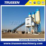Planta de procesamiento por lotes por lotes concreta vendedora caliente 90m3/H en ultramar