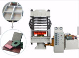عمليّة بيع حارّ آليّة معالجة للتصليد صحافة/آلة مطّاطة