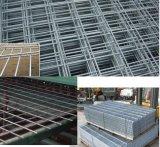 Chaud plongé galvanisé/électro a galvanisé les panneaux soudés de treillis métallique
