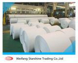 中国の工場直売の黒く青い中心のトランプの板紙表紙