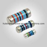 Componentes Electrónicos Melf Tipo Carbon Film Resistor