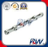 Полая цепь нержавеющей стали Pin (приложенная в транспортере продуктов)