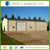 Oficina pré-fabricada do armazém industrial do sanduíche da barraca do armazenamento