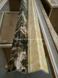 PVC Plastic Cornice per Interior Decoration
