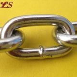 Eisen DIN764 Medimum StahlGalivanized Link-Kette