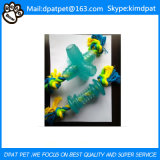 Baumwolseil-Hundekauen-Spielzeug