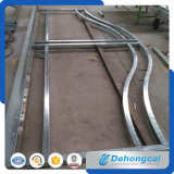 Puerta práctica elegante del hierro labrado de la seguridad (dhgate-30)