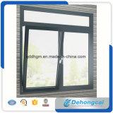 El Calor-Aislante Puente-Cortó-apagado la ventana de aluminio con la ventana hueco del vidrio/desplazamiento
