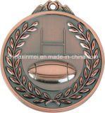 7cm Soccer Match Medal