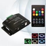 적중 & 새로운 저가 RF RGB 색깔 초점 LED 접촉 RGB 관제사