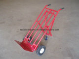 Three Wheels Ht1825 (競争価格)の頑丈なFoldable Sack Truck