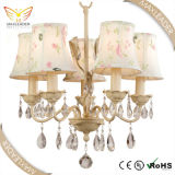 Beleuchtung Fixtures von Crystal Antique Fabric Decoration Chandelier (MD7386)