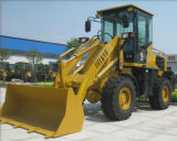 1200kg, 0.6m3 Bucket Capacity Front Loaders Low Price auf Sale