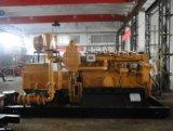 高性能のCHPの熱の湯および蒸気との容易な開始の生物量の電力の発電機Lvhuan 250kw