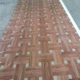 Largeur 1.2mm du revêtement de sol de PVC 3m