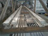 De Staaf van de Macht van het aluminium/het Spoor van de Macht/het Derde Spoor van het Spoor van de Leider