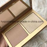 Highlighter magro das cores da face 2 do MERGULHO dos cosméticos de Kylie Jenner Kylie