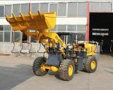 2トンの車輪のローダーZl920