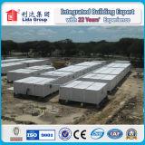 Huis van de Container van het Staal van lage Kosten het Draagbare Standaard