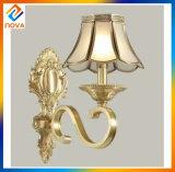 Il doppio industriale dell'annata dell'indicatore luminoso del bronzo di stile dirige la lampada da parete E27