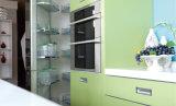Meubles acryliques de cuisine de configuration (zv-025)