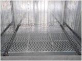 Rivestimento elettrostatico della polvere che cura il riscaldamento elettrico del forno