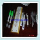 Natronkalkgefäß für Thermometer