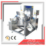 Máquina elétrica de pipoca aquecida para venda automática