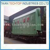 Charbon industriel de SZL de centrale/chaudière à vapeur de copeaux pour la centrale électrique