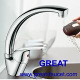 Кран кухни шеи лебедя и Faucet (GL409A81)