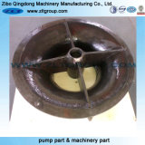 Metal que processa as peças da carcaça com material do ferro de Gary