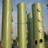Filtro dal gas della torretta di purificazione del gas della vetroresina della vetroresina GRP di FRP