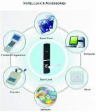 Qualitäts-feuerfeste elektronische Sicherheits-Hotel-Karten-Tür-Verriegelung