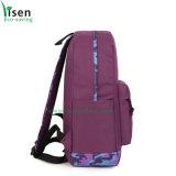 Sac à dos d'ordinateur portable de polyester de mode, sac d'école (YSBP00-0160)