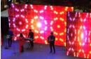 Visualización de LED al aire libre de alta resolución de P10s SMD