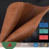 Grondstoffen in het Maken van het Zakken Aangepaste Leer van pvc van het Leer voor Bank/Auto/Schoen/Kledingstuk/Decoratie
