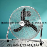 de Ventilator van de Vloer van hoge Snelheid 16 '' voor de Markt GS/Ce/Rohs van Afrika