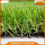 Relvado sintético por atacado da grama da fábrica, ajardinando a grama artificial para o jardim