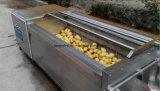 Машина чистки картошки щетки пользы индустрии