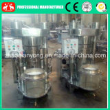 Sésamo, azeitona, noz, máquina 120kg/H da imprensa hidráulica de petróleo de sementes de Tung