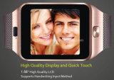 Smartwatch Dz09 전화 시계, SIM 카드를 가진 Bluetooth 인조 인간 시계