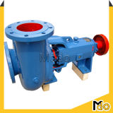 Pompe de sable horizontale centrifuge d'Interchageable de mission